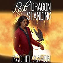 Last Dragon Standing: Heartstrikers, Book 5 Audiobook by Rachel Aaron Narrated by Vikas Adam