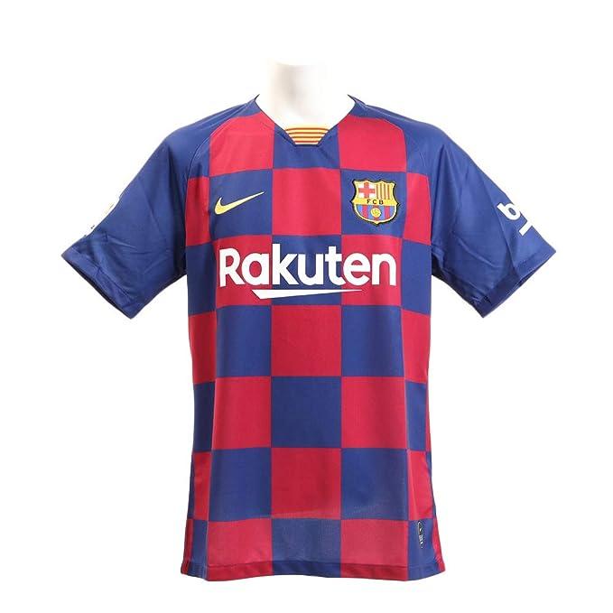 7d7263f4932fa Amazon.com: Nike FC Barcelona Home Soccer Men's Jersey 2019-20 ...