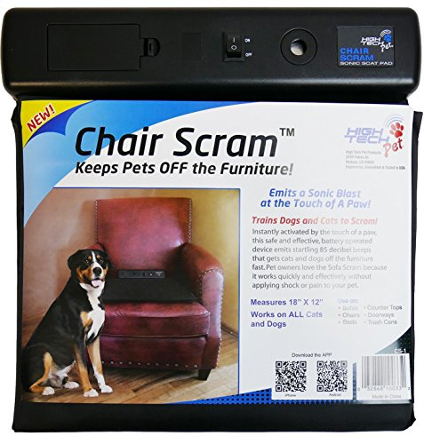 Chair Scram Sonic Dog/Cat Deterrent Repellent Mat (1 Pack)