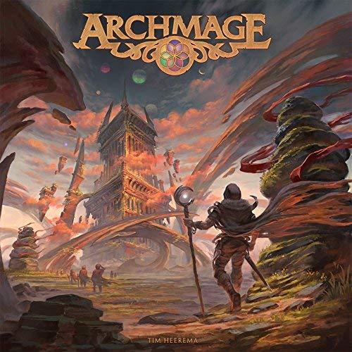 Archmage Board Game [並行輸入品] B07SC5T9FM