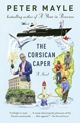 - The Corsican Caper