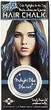 Splat Hair Chalk, Midnight Blue 3.50 grams (Pack of 8)