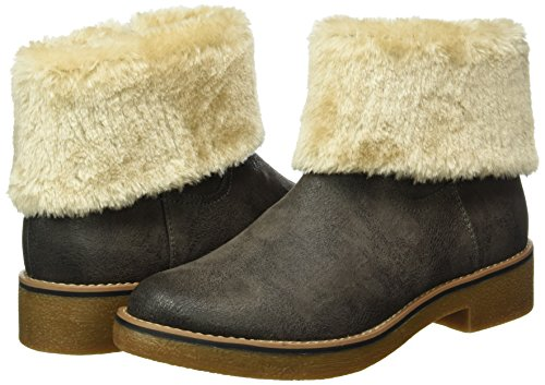 graphite 26436 oliver Grey Boots Women's 206 Ankle S Y8nxSz8