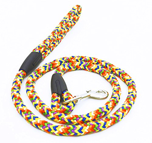 Dog Lovers Club - Pets Lovers Club Heavy Duty Dog Leash Padded Handle For Walks - Very Durable Leashes For Training Large, Medium & Small Dogs
