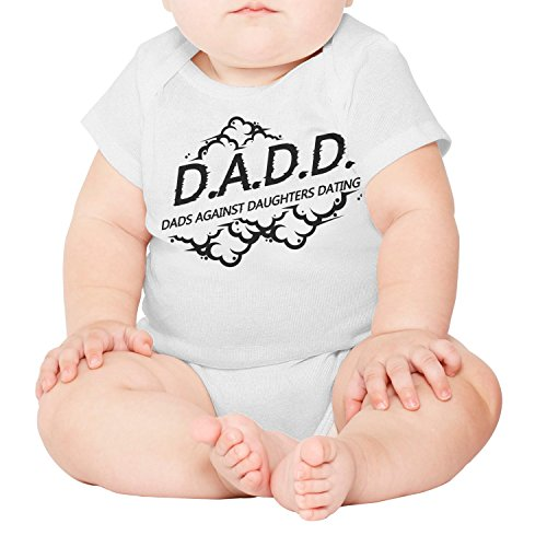 xs4tdg563kfu D.A.D.D. Dads Against Daughters Dating Baby Short-Sleeved Climbing Clothing Individuality (Best Dating Sites For Christian Singles)