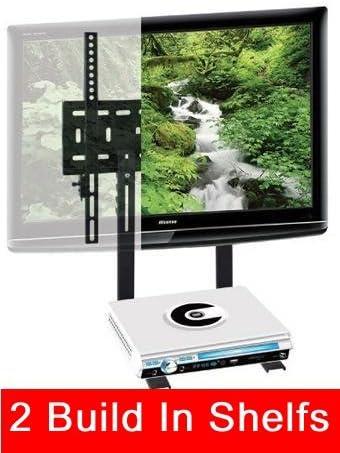 Pantalla plana mundo 1024d LCD LED Plasma soporte de pared para televisor con construir en 2