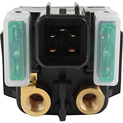 DB Electrical SMU6062 Starter Relay Solenoid 30 Amp for Suzuki (2002-2013) DL1000 V-storm DL-650 DL650A GSX-R600 R750 SV1000 SV650 TU250X Motorcycle 31800-06G00: Automotive