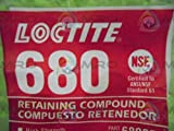 LOCTITE 60805 Retaining Compound Factory Sealed LOT of 5