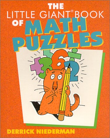 The Little Giant Book of Math Puzzles pdf epub