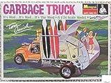 tom daniels model kits - Monogram Tom Daniel Garbage Truck 1/24 Scale Plastic Model Kit 85-6739