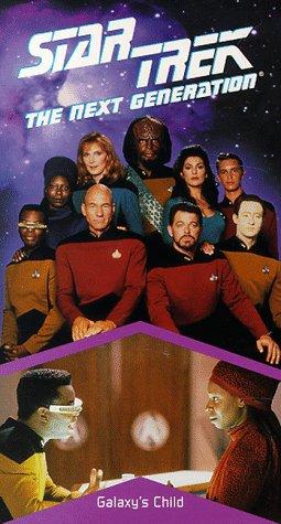 Star Trek - The Next Generation, Episode 90: Galaxy's Child [VHS]