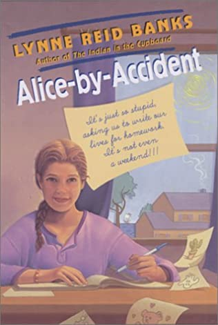 book cover of Alice-By-Accident