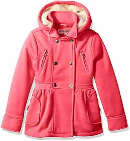Urban Republic Baby Girls Ur Fleece Jacket