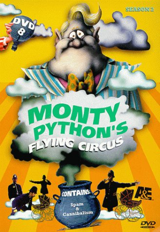 Monty Python's Flying Circus, Disc 8 by Axis Communications