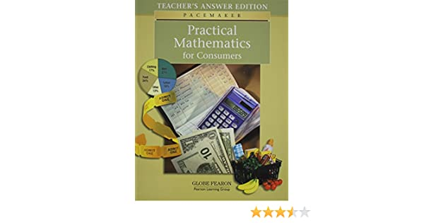 Amazon pacemaker practical math teachers answer edition 2004 amazon pacemaker practical math teachers answer edition 2004 fearon practical math for consumers 9780130243164 fearon books fandeluxe Images