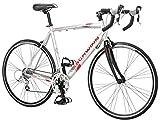 Schwinn Women's Phocus 1600 700C Drop Bar Road Bicycle, White, 16-Inch