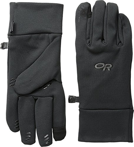 Outdoor Research Men's Pl 400 Sensor Gloves, Black, Large