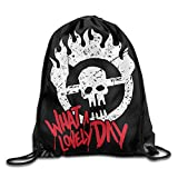 Cheap Mad Max What A Lovely Day Travel Sport Bag Drawstring Backpack/Rucksack