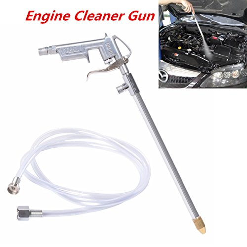 AMAZZANG-High-Pressure Car Autos Air Pressure Engine Cleaner Gun Wash Sprayer Care Tool (as picture)
