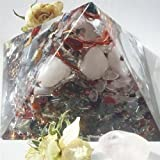 EMF Protection Orgone Pyramid Energy Generator Kit with Self-care - Healing – Meditation