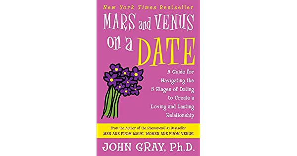 Mars Venus 5 Stages Of Dating