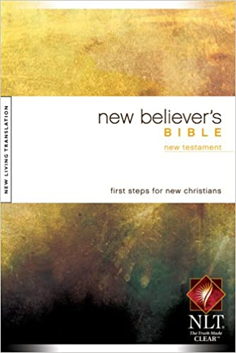 New Believer's New Testament-NLT