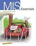 MIS Essentials 9780138018825