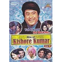 Hits Of Kishore Kumar volume 1-Yeh Jawaani Hai Deewani Hindi film songs DVD