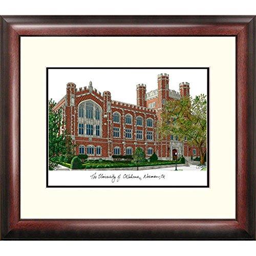 (Oklahoma State University Alumnus Framed Lithograph)