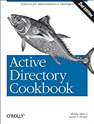 Active Directory Cookbook, 2nd Edition