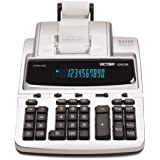 1240-3A Antimicrobial Desktop Calculator, 12-Digit Fluorescent, 2-Color Printing