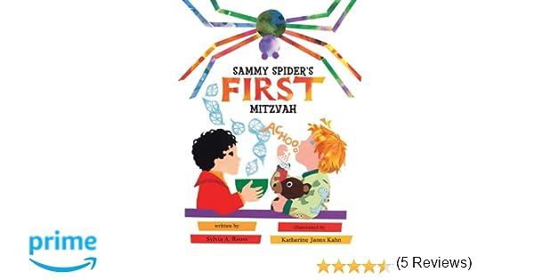 Sammy spiders first mitzvah kar ben favorites sylvia a rouss sammy spiders first mitzvah kar ben favorites sylvia a rouss katherine janus kahn 9781467719483 amazon books fandeluxe Document