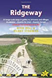 The Ridgeway: Trailblazer British Walking Guide: Practical Walking Guide from Avebury to Ivinghoe Beacon with 53 Large-Scale Walking Maps & Guides to Stay, Places to Eat (British Walking Guides)
