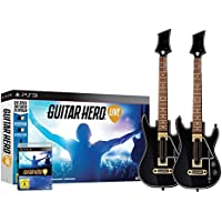 Guitar Hero – Live dahil 2 x Gitar için PlayStation 3