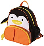 penguin pack - Skip Hop Zoo Toddler Kids Insulated Backpack Picasso Penguin, 12-inches, Multicolored