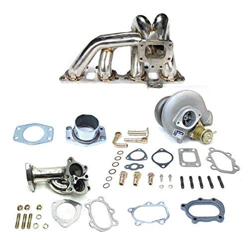 Rev9Power Rev9_TCK-020; Nissan 240SX S13 S14 SR20 18G Turbo Set Up Kit