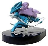 Pokemon Diamond & Pearl #14 Mini Gashapon Display Figure - Suicune