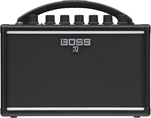 Boss Katana-Mini Battery Powered Guitar Amplifier