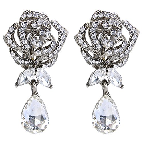 EVER FAITH Austrian Romantic Earrings product image