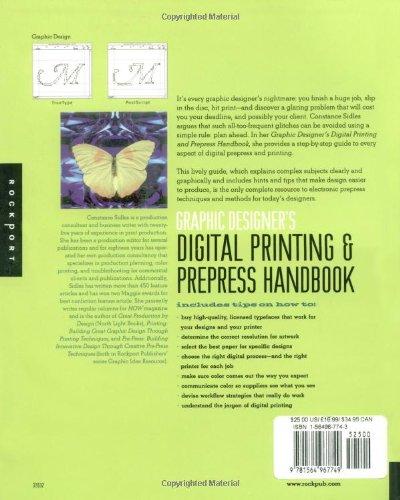 Getting it Right in Print Digital Prepress for Graphic Designers