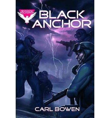 Shadow Squadron: Sand Spider/ Black Anchor Flip Book
