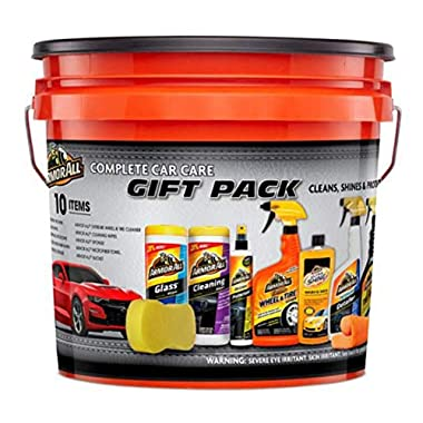 Armor All Pack Bucket (10 Item Car Care)