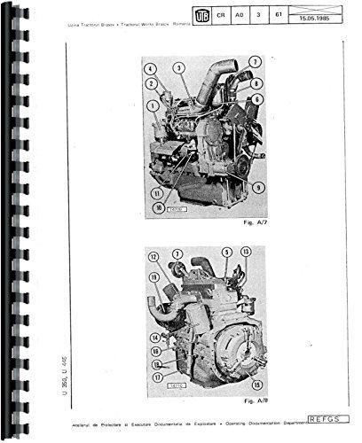 Price comparison product image Universal U-453 UTB Tractor Service Manual