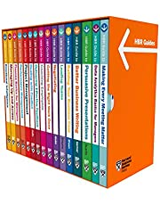 Harvard Business Review Guides Ultimate Boxed Set (16 Books)