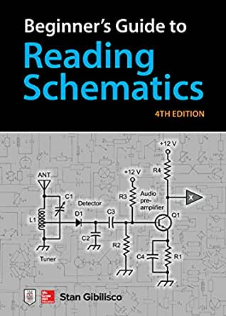 Beginner's Guide to Reading Schematics, Fourth Edition, Stan ... on kindle motherboard layout, kindle 2 reset button location, htc one schematic, nexus 7 schematic, kindle new battery, kindle touch schematic, kindle mayday button, kindle for dummies, lg g2 schematic,