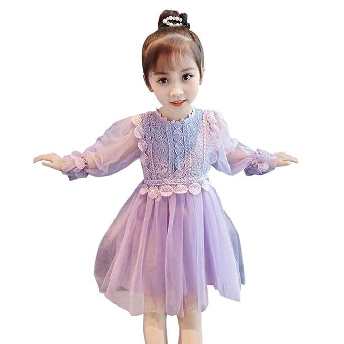 new arrival fef6c 53001 Costume da Principessa, Vestito da Ragazza Bambino Abito da ...
