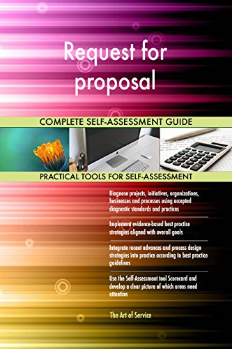 Request for proposal Toolkit: best-practice templates, step-by-step work plans and maturity diagnostics