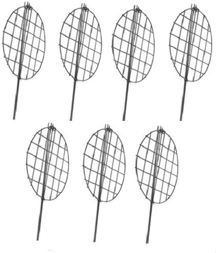Panacea Products 89323 14'' D x 20'' H Grow Thru Peony / Perennial Plant Supports - Quantity 7 by Panacea