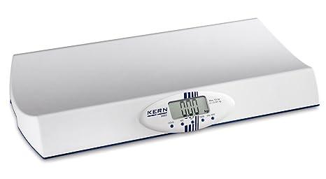 Báscula para bebés [Kern MBD 20K-2] Balanza para bebés optimizada ergonomicamente con