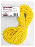 Weaver Leather Replacement Polyethylene Throw Line, Yellow